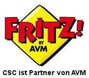 ComputerService Chiemsee ist Partner von AVM
