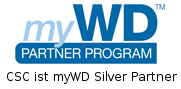 ComputerService Chiemsee ist myWD Silver Partner